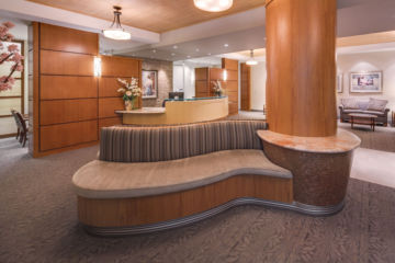 St. Joseph's Breast Care Center Hospital Remodel Healthcare